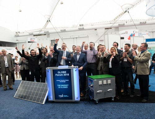 PRESS RELEASE: Portable Electric Makes History