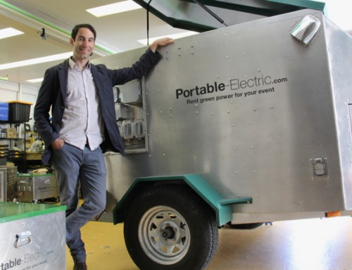 Vancouver portable energy company turns gaze to Hollywood