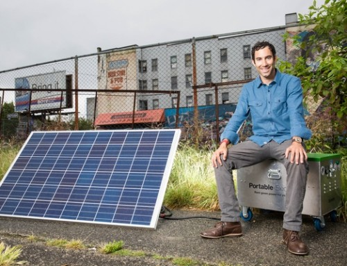 Portable Electric targets the Vancouver film industry
